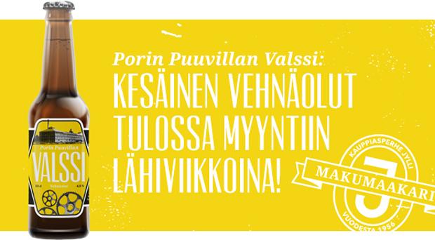 Suomalaisten artesaanioluiden sarja tarjolla Porin Puuvillassa - K- Citymarket 6f4996caba
