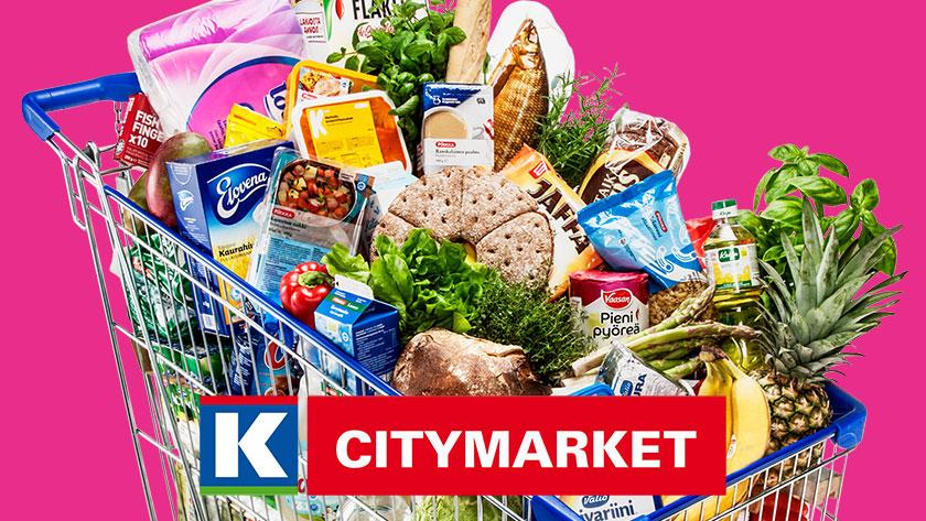 Ruokatarjoukset citymarket