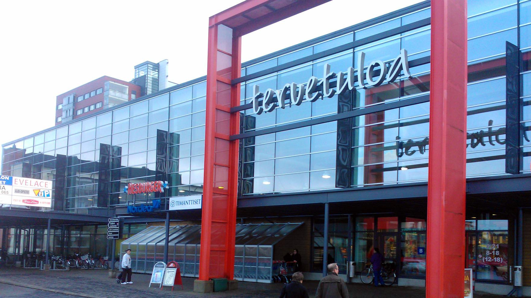 K-citymarket oulu kaakkuri oulu